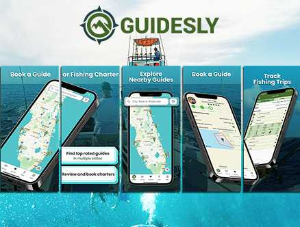 Guidesly App- Book Today